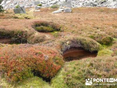 Espacio Natural Sierra de Urbión - Laguna Negra; rutas de bicicleta en madrid